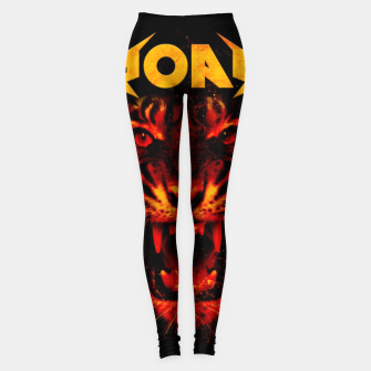Thumbnail image of Roar Leggings, Live Heroes