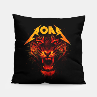 Thumbnail image of Roar Pillow, Live Heroes