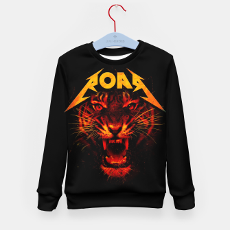 Miniature de image de Roar Kid's sweater, Live Heroes