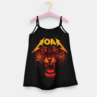 Roar Girl's dress thumbnail image