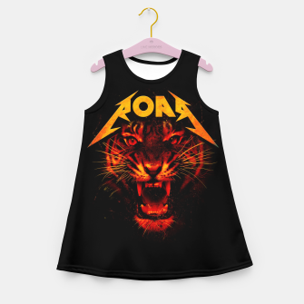 Thumbnail image of Roar Girl's summer dress, Live Heroes