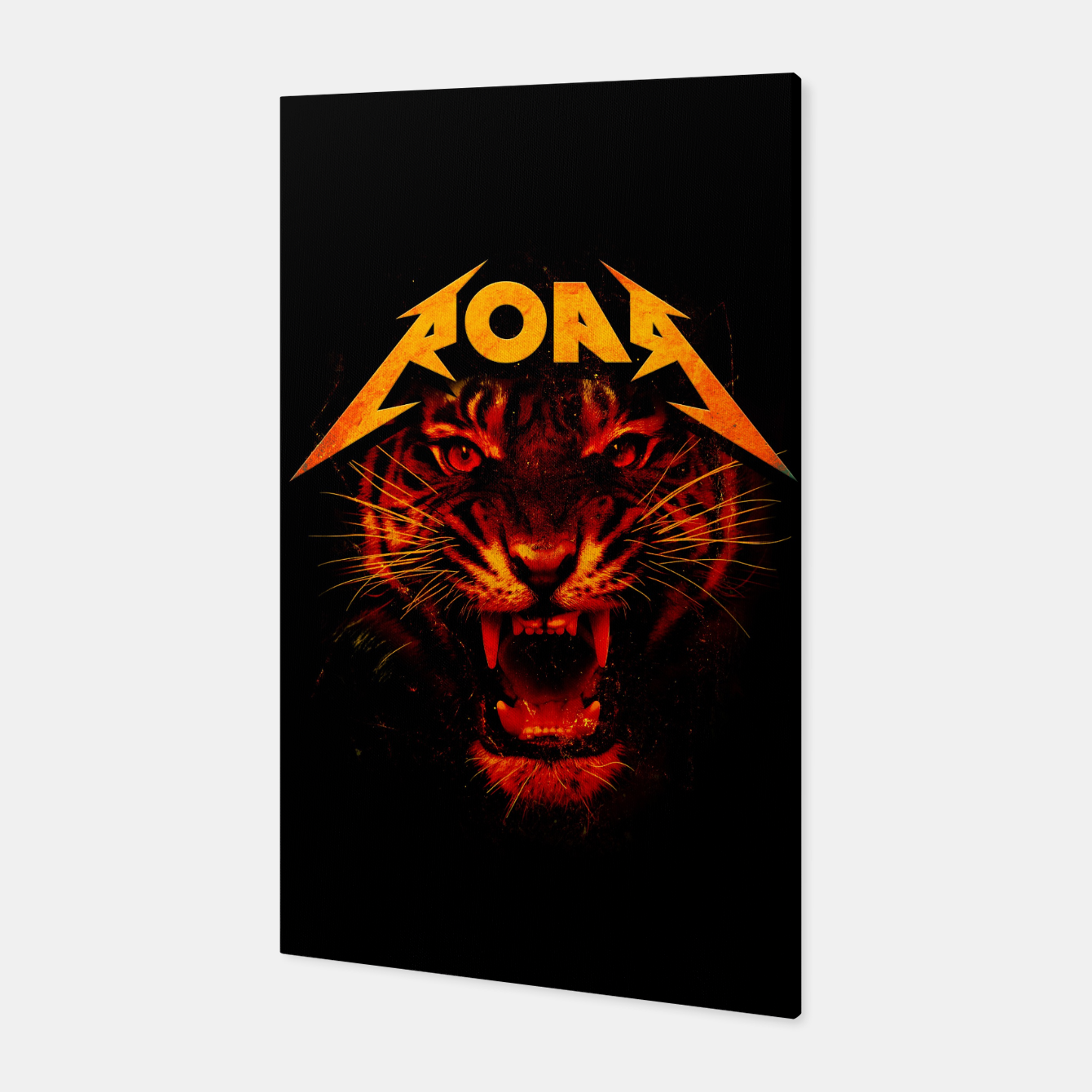 Image of Roar Canvas - Live Heroes