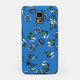 Thumbnail image of Blue Roses  Samsung Case, Live Heroes