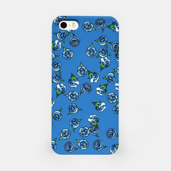 Thumbnail image of Blue Roses  iPhone Case, Live Heroes