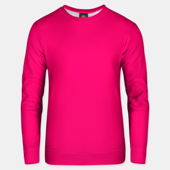 Miniatur Bright Fluorescent Pink Neon Unisex sweater, Live Heroes