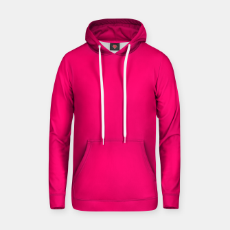 Bright Fluorescent Pink Neon Hoodie thumbnail image