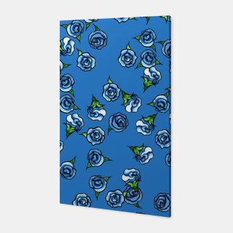 Thumbnail image of Blue Roses  Canvas, Live Heroes