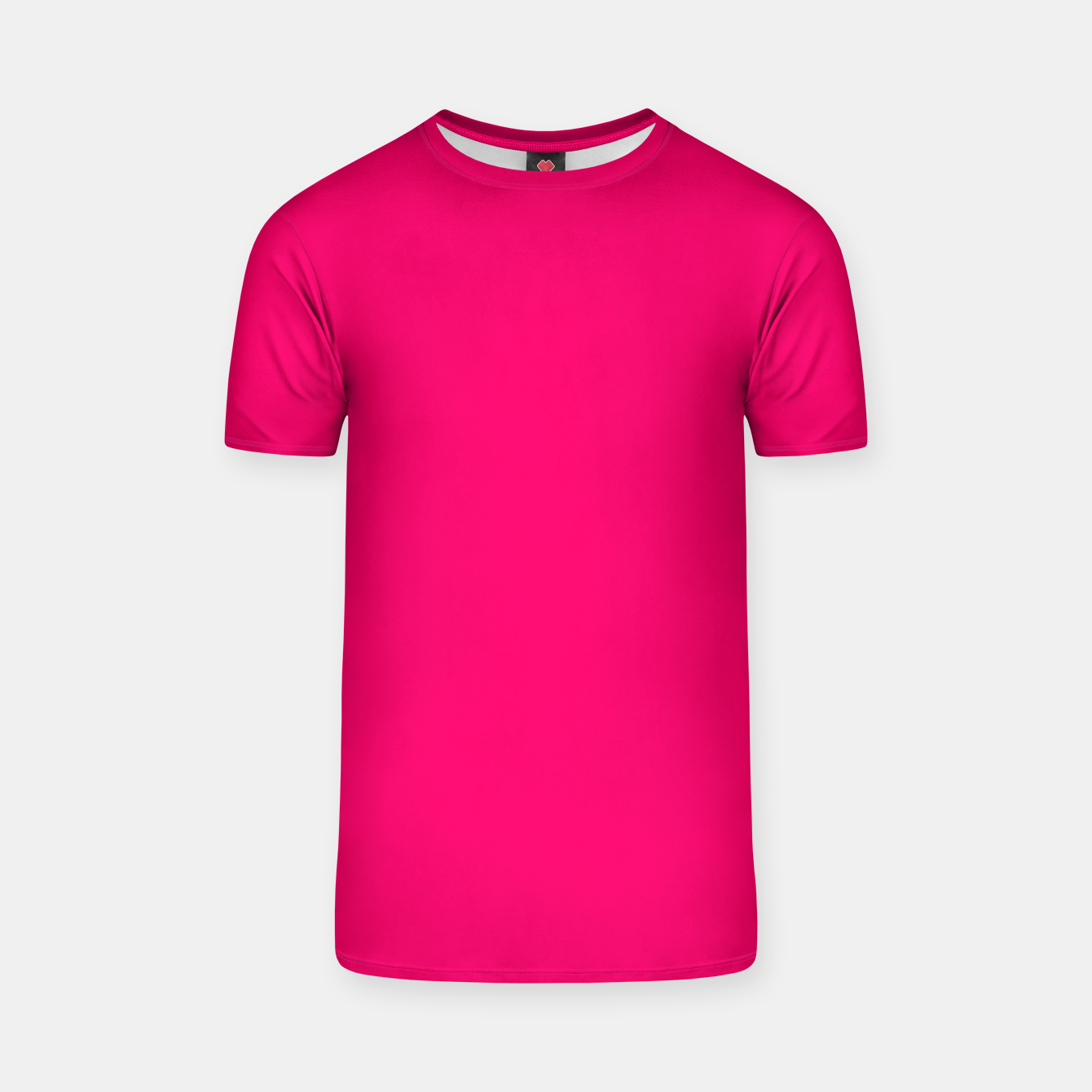 Image of Bright Fluorescent Pink Neon T-shirt - Live Heroes