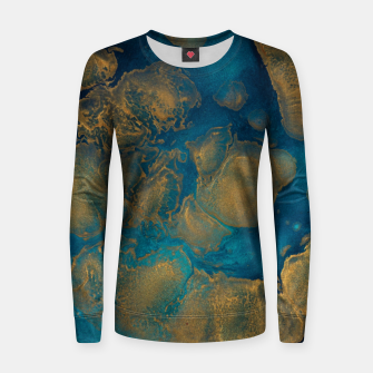 Thumbnail image of Islands Abstracted Women sweater, Live Heroes