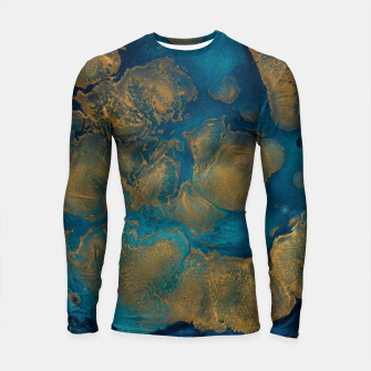 Thumbnail image of Islands Abstracted Longsleeve rashguard , Live Heroes