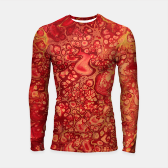 Thumbnail image of Make it Rain Longsleeve rashguard , Live Heroes