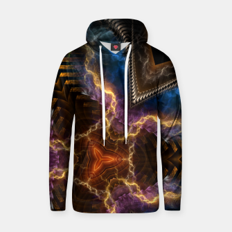 Thumbnail image of Lightning Flare Hoodie, Live Heroes