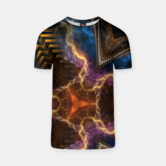 Thumbnail image of Lightning Flare T-shirt, Live Heroes