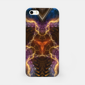 Lightning Flare iPhone Case obraz miniatury