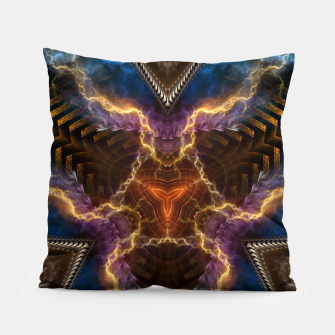 Thumbnail image of Lightning Flare Pillow, Live Heroes