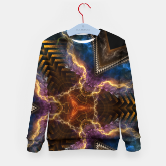 Thumbnail image of Lightning Flare Kid's sweater, Live Heroes