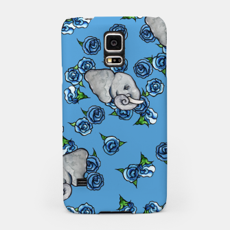 Thumbnail image of Elephant Blues Samsung Case, Live Heroes