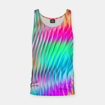 Thumbnail image of Abstract Design Tank Top, Live Heroes