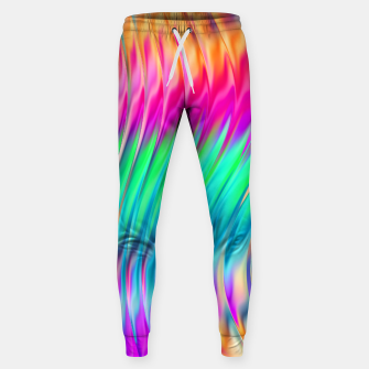 Thumbnail image of Abstract Design Sweatpants, Live Heroes