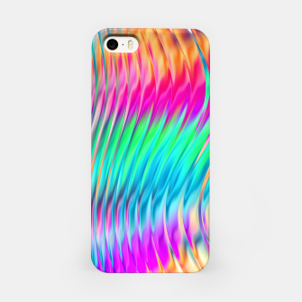 Thumbnail image of Abstract Design iPhone Case, Live Heroes