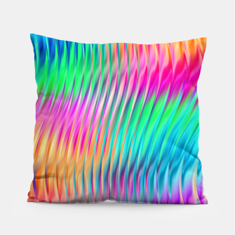 Thumbnail image of Abstract Design Pillow, Live Heroes