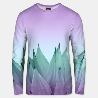 Thumbnail image of Agave Vibes #7 #tropical #decor #art Unisex sweatshirt, Live Heroes