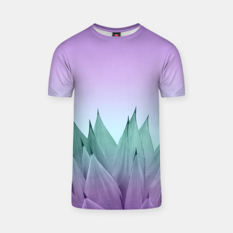 Thumbnail image of Agave Vibes #7 #tropical #decor #art T-Shirt, Live Heroes