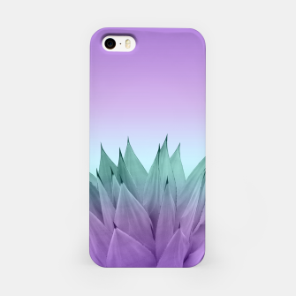 Thumbnail image of Agave Vibes #7 #tropical #decor #art iPhone-Hülle, Live Heroes