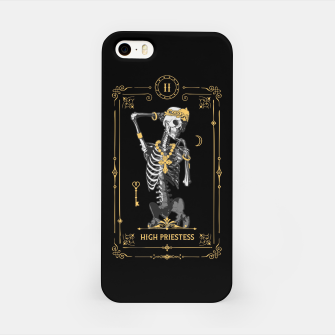 Thumbnail image of High Priestess II Tarot Card iPhone Case, Live Heroes
