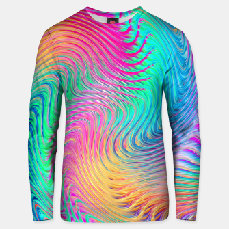 Thumbnail image of Abstract Design Unisex sweater, Live Heroes