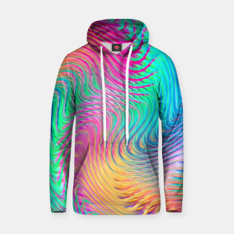 Thumbnail image of Abstract Design Hoodie, Live Heroes