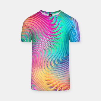 Thumbnail image of Abstract Design T-shirt, Live Heroes