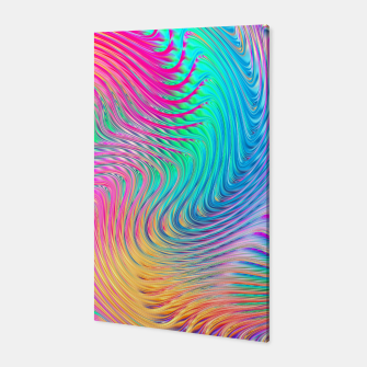 Thumbnail image of Abstract Design Canvas, Live Heroes
