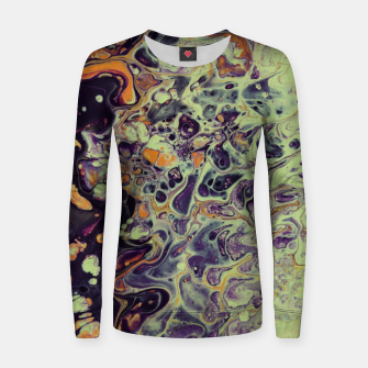 Thumbnail image of Mint to Be Women sweater, Live Heroes