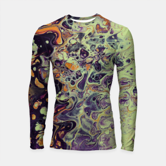 Thumbnail image of Mint to Be Longsleeve rashguard , Live Heroes
