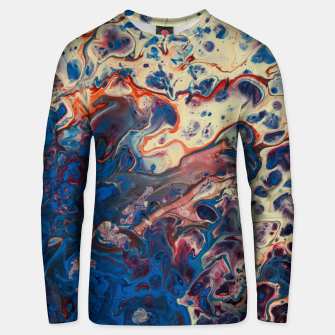 Thumbnail image of New Painting Who Dis Unisex sweater, Live Heroes