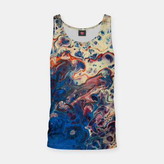 Thumbnail image of New Painting Who Dis Tank Top, Live Heroes