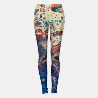 Thumbnail image of New Painting Who Dis Leggings, Live Heroes