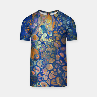 Thumbnail image of Octopus Abstraction T-shirt, Live Heroes