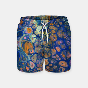 Thumbnail image of Octopus Abstraction Swim Shorts, Live Heroes