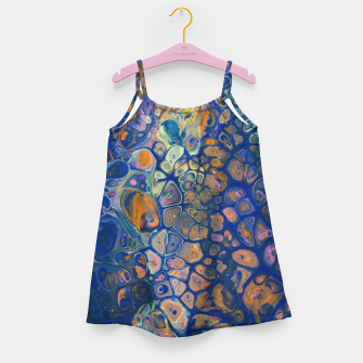Thumbnail image of Octopus Abstraction Girl's dress, Live Heroes
