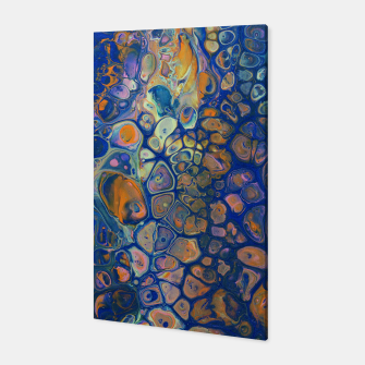 Thumbnail image of Octopus Abstraction Canvas, Live Heroes