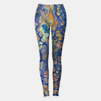 Thumbnail image of Octopus Abstraction Leggings, Live Heroes