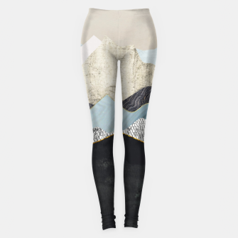Thumbnail image of Silent Dusk Leggings, Live Heroes