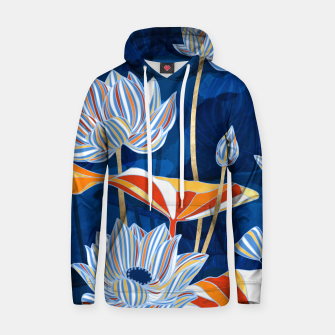 Thumbnail image of Bold Botanical Hoodie, Live Heroes