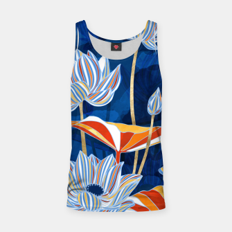 Thumbnail image of Bold Botanical Tank Top, Live Heroes