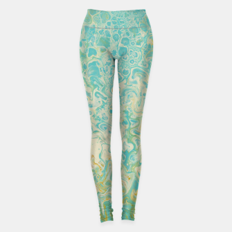Thumbnail image of Pastel Mermaid Leggings, Live Heroes