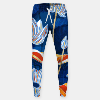 Thumbnail image of Bold Botanical Sweatpants, Live Heroes