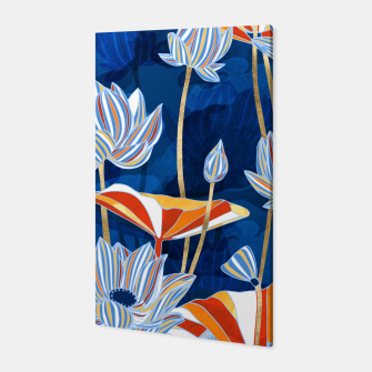 Thumbnail image of Bold Botanical Canvas, Live Heroes