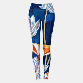 Thumbnail image of Bold Botanical Leggings, Live Heroes